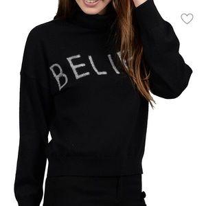 Molly Bracken Believe Sweater